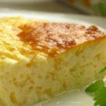 Омлет на сковороде - пышный и вкусный