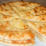 Осетинский пирог из картофеля