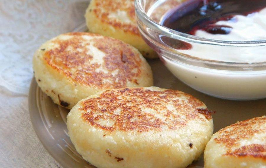 Как приготовить сырники пошаговый рецепт