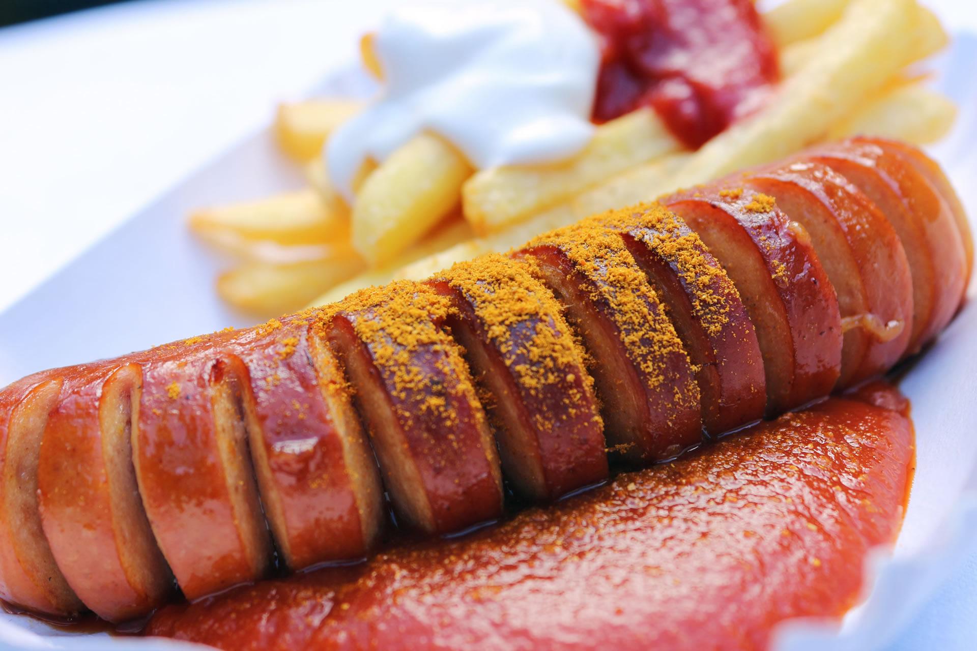 Лучшая уличная еда в Европе