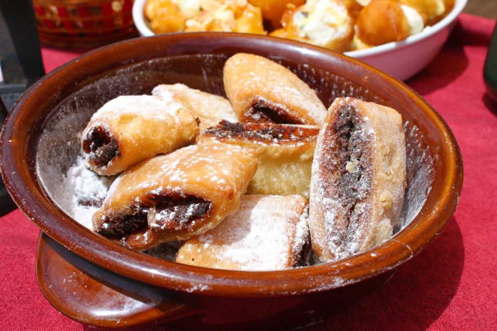 Уличная еда Мальта Имкварет