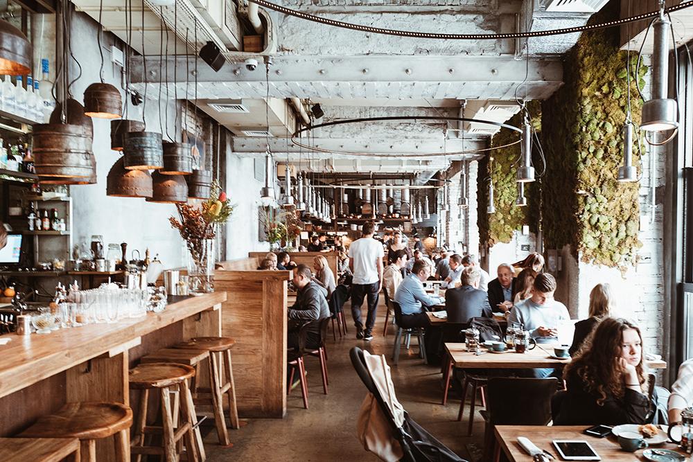 Самые необычные рестораны Москвы Уголек