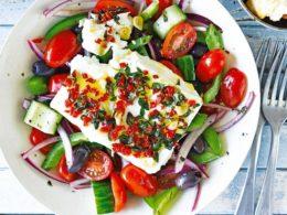 Средиземноморская диета для похудения меню