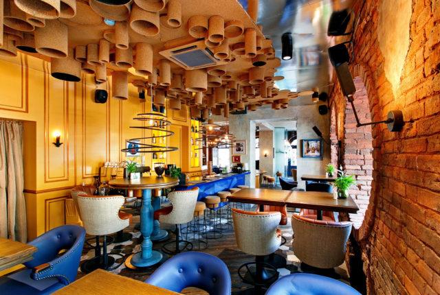 10 самых необычных ресторанов Москвы