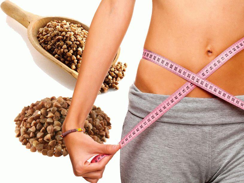 Монодиеты для похудения гречку