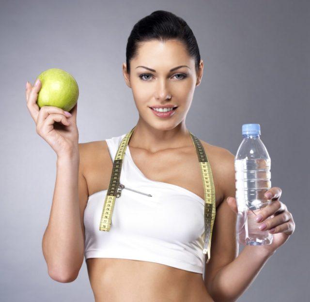 Худеем с водной диетой