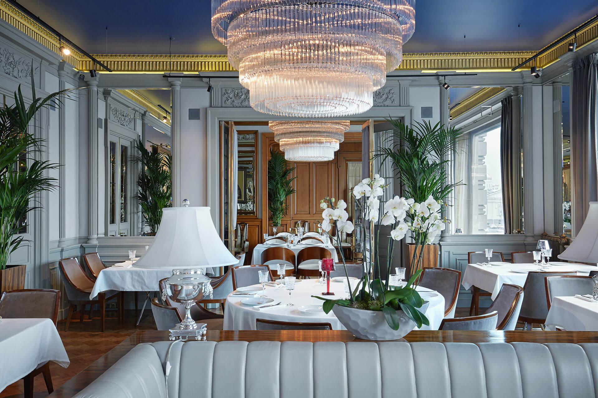 Рестораны Москвы 20 самых лучших ресторанов столицы
