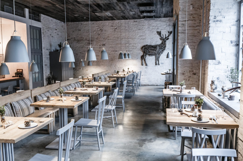 Ресторан Björn рейтинг лучших ресторанов Москвы