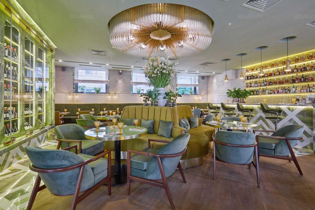 Ресторан Жеральдин рейтинг лучших ресторанов Москвы