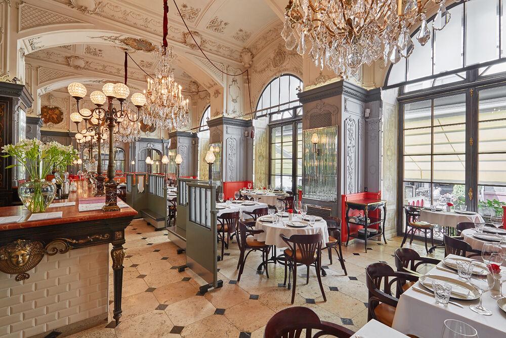 Ресторан Brasserie Мост рейтинг лучших ресторанов Москвы