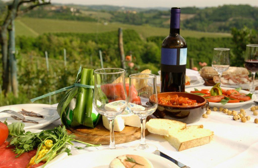 Средиземноморская диета для похудения меню и продукты на неделю