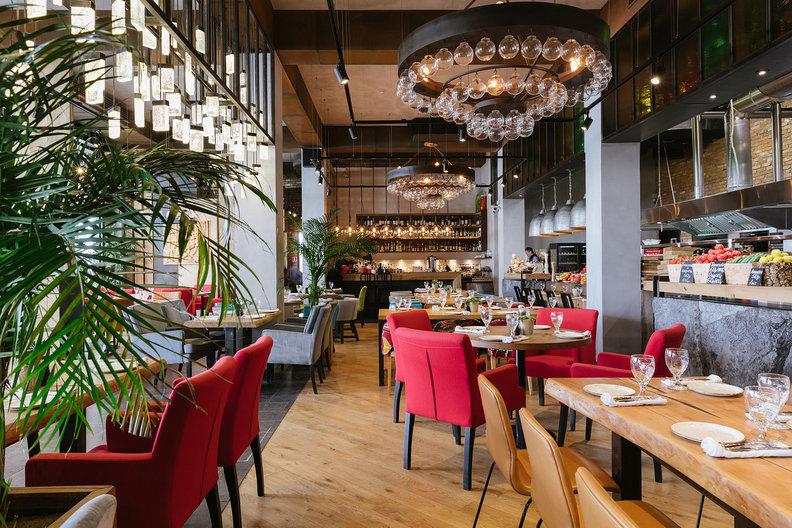 Ресторан «Высота» лучшие рестораны Сочи