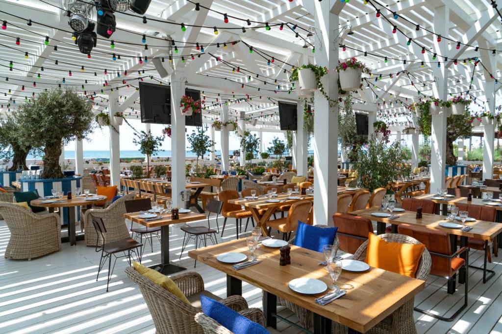 Ресторан «Клево» лучшие рестораны Сочи