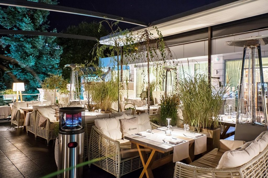 Ресторан «Плакучая ива» лучшие рестораны Сочи