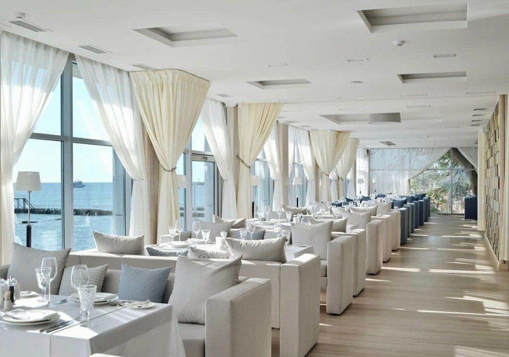 Ресторан «Синие море» лучшие рестораны Сочи
