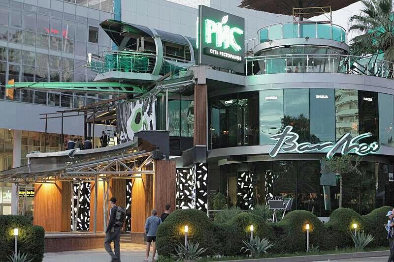 Ресторан «Рис» лучшие рестораны Сочи