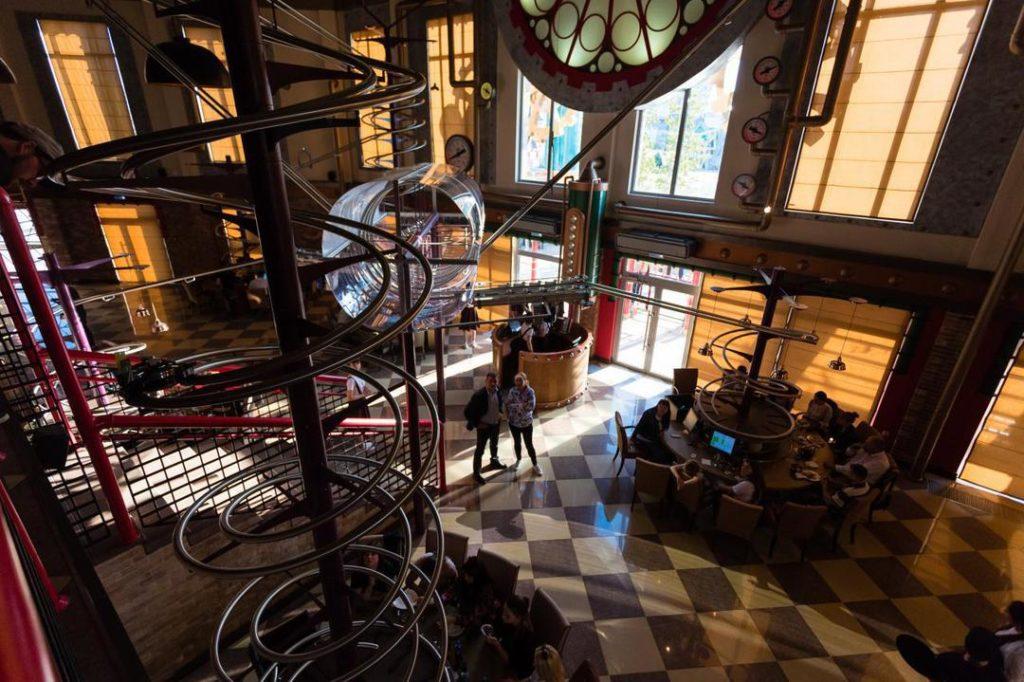 Ресторан «Роллер» лучшие рестораны Сочи