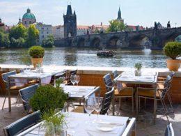 Где вкусно поесть или перекусить в Праге