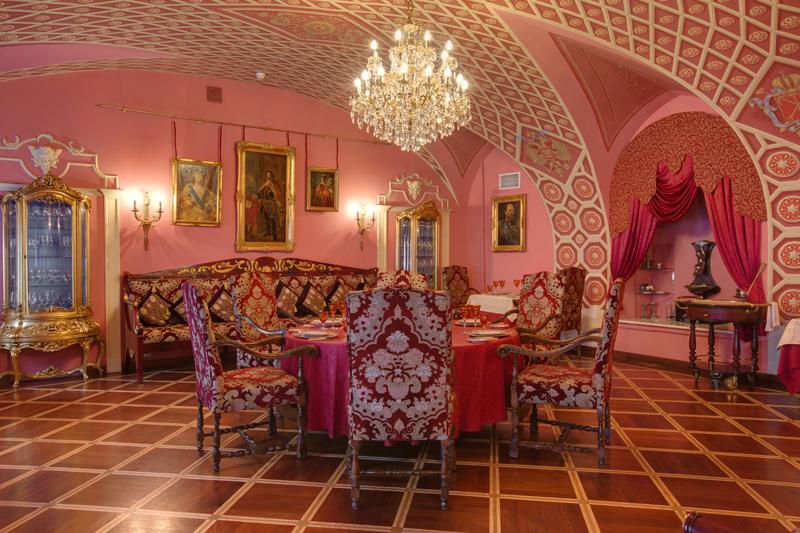 Ресторан «Русский Ампир» Лучшие рестораны Санкт-Петербурга