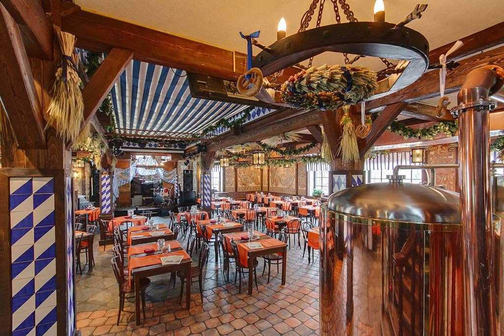 Ресторан «Карл и Фридрих» Лучшие рестораны Санкт-Петербурга