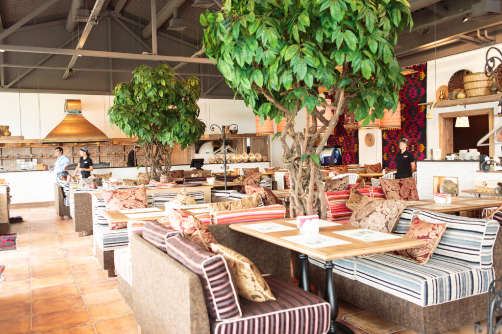 Ресторан «Бахрома» Лучшие рестораны Санкт-Петербурга