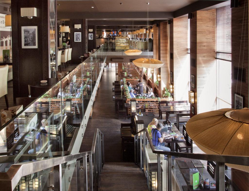 Ресторан «Якитория & Mojo» Лучшие рестораны Санкт-Петербурга