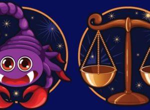 Совместимость знаков зодиака в любви Скорпион и Весы