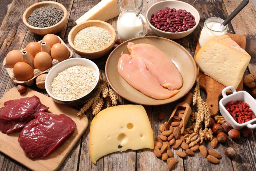 Белковая диета для похудения меню на 7 дней