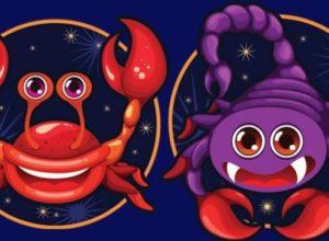 Совместимость знаков зодиака в любви Скорпион и Рак
