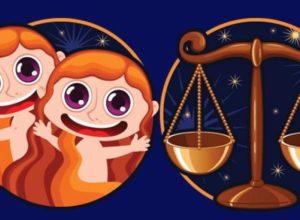 Совместимость знаков зодиака в любви Близнецы и Весы