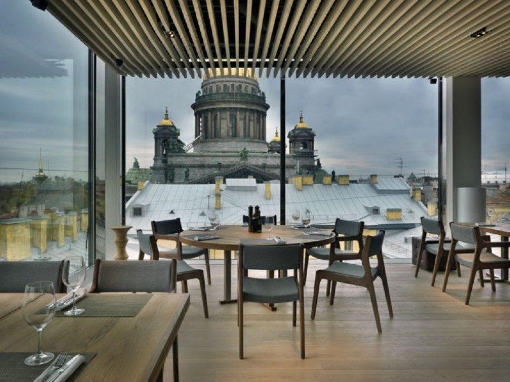 Ресторан «Мансарда» Лучшие рестораны Санкт-Петербурга