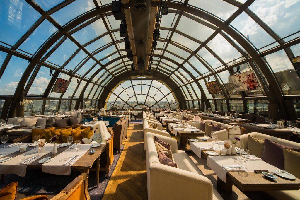 Рестораны Москвы 20 самых лучших ресторанов столицы White Rabbit
