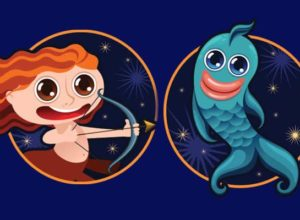 Совместимость знаков зодиака в любви Стрелец и Рыбы