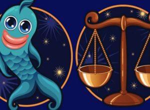 Совместимость знаков зодиака в любви Весы и Рыбы