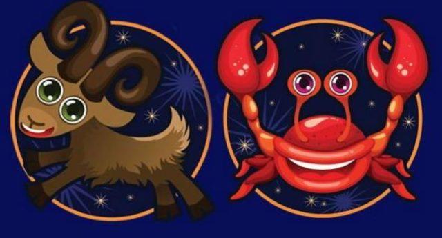 Совместимость знаков зодиака в любви Рак и Козерог
