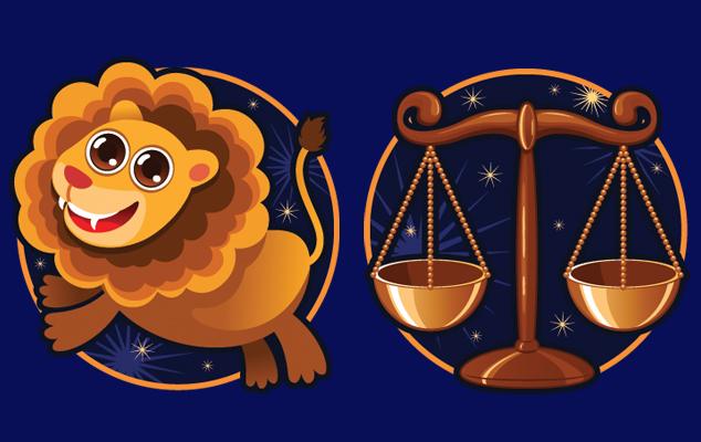 Совместимость знаков зодиака в любви Лев и Весы