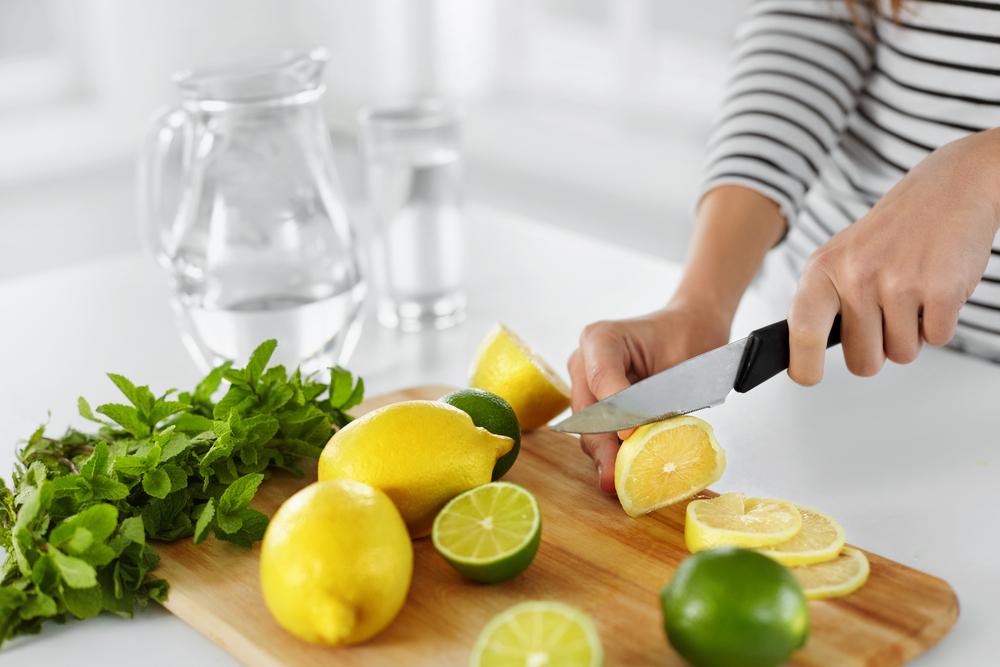 Лимонная детокс диета