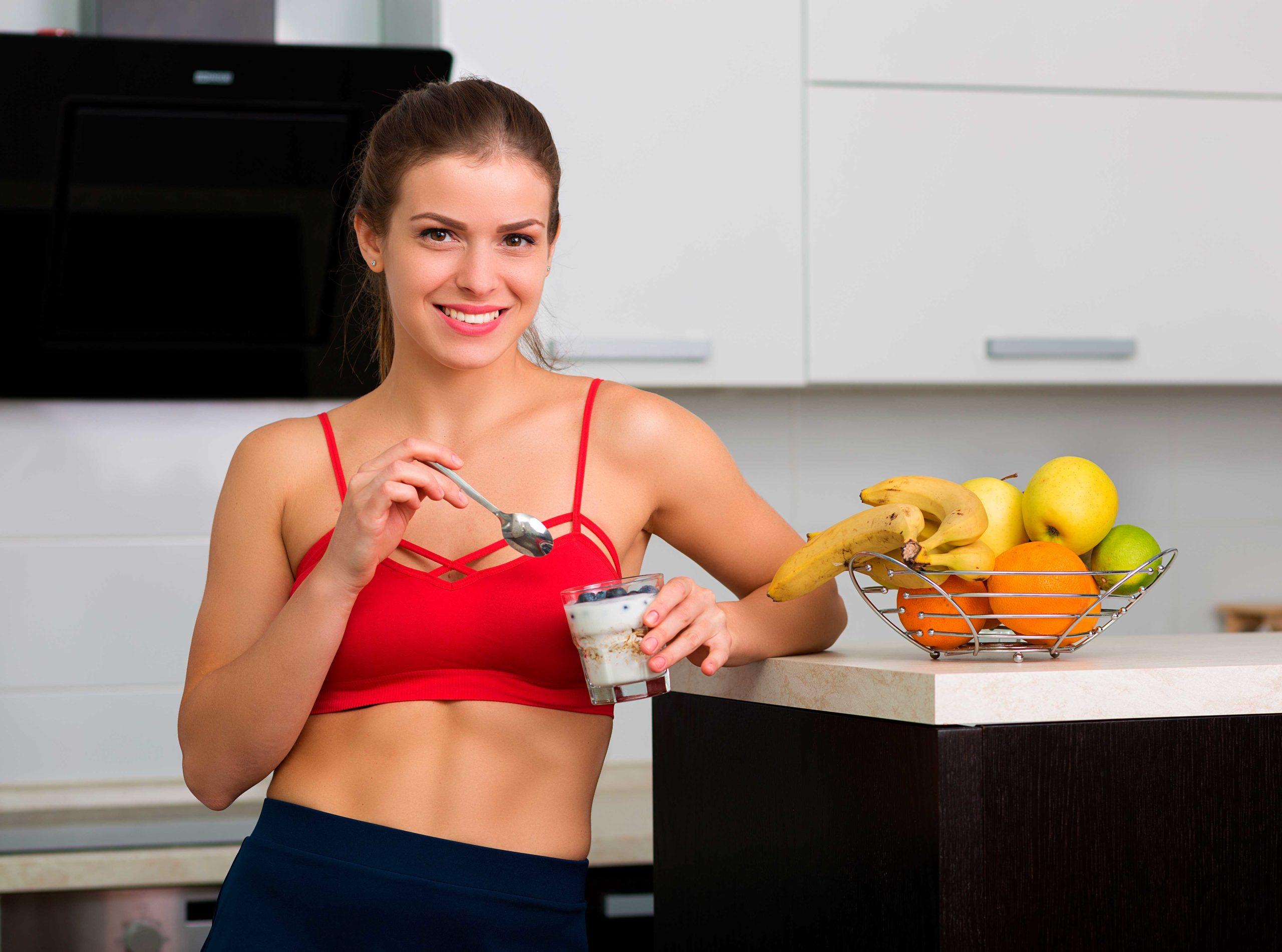 Похудение с помощью дефицита калорий всегда лучше