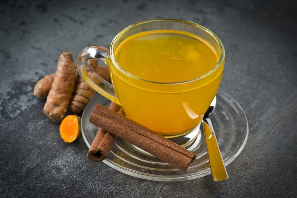 Куркума чай для похудения