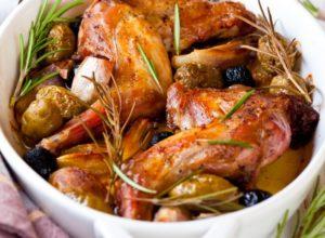 Как и сколько варить мясо зайца