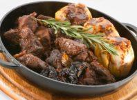 Сколько варить мясо кабана
