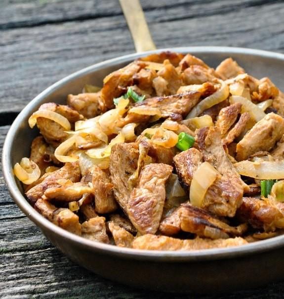 Как варить соевое мясо