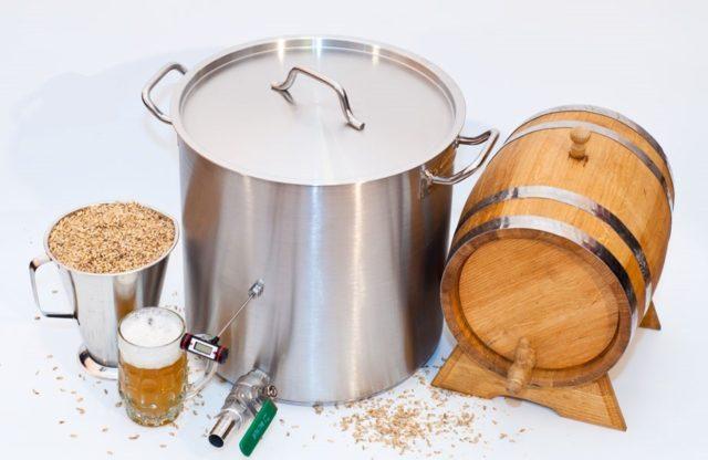 Как варить пиво дома