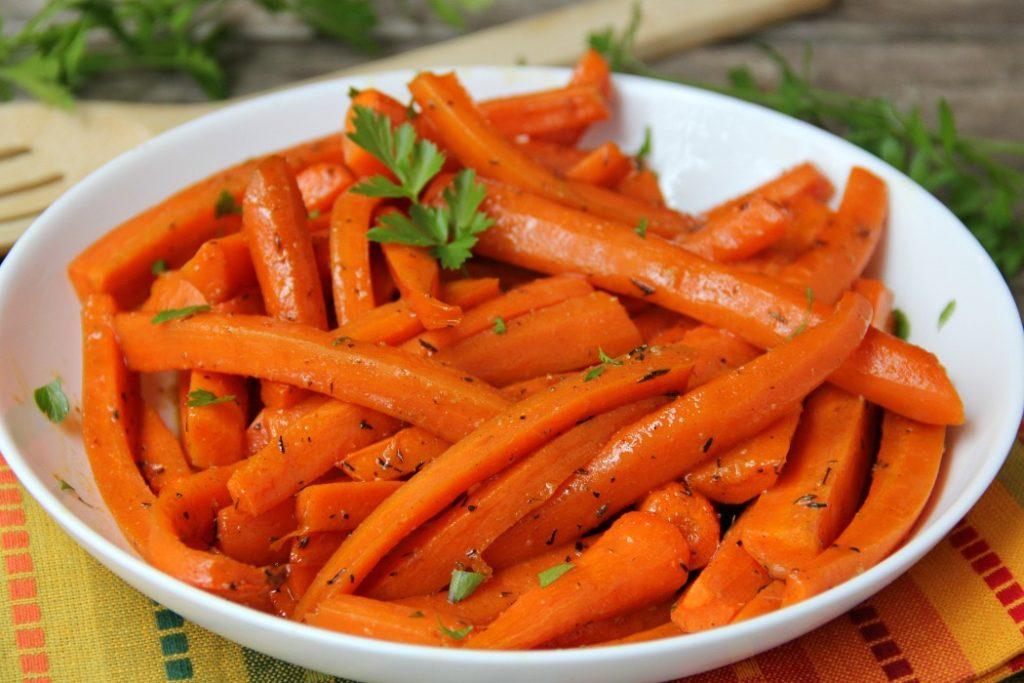 Сколько и как варить морковь