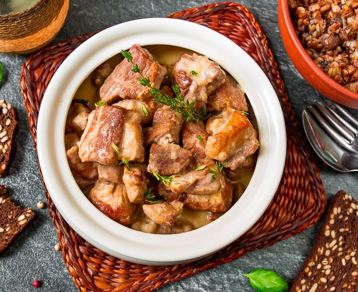 Мясо бобра рецепты