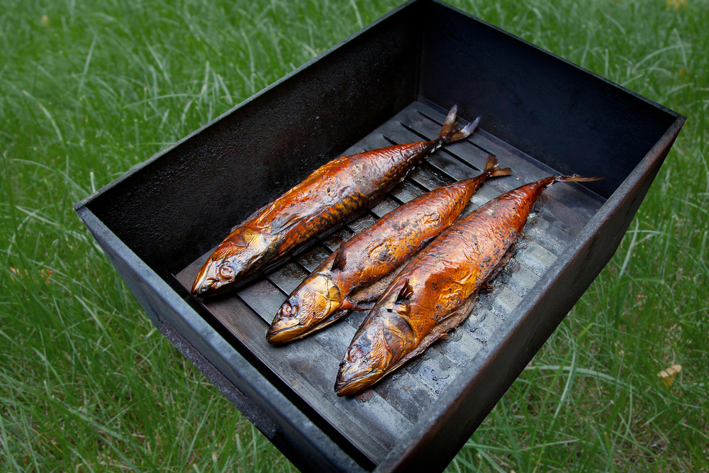 Как приготовить рыбу горячего копчения