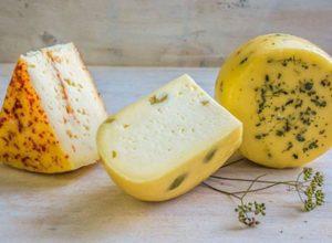 Рецепты запеченных сыров