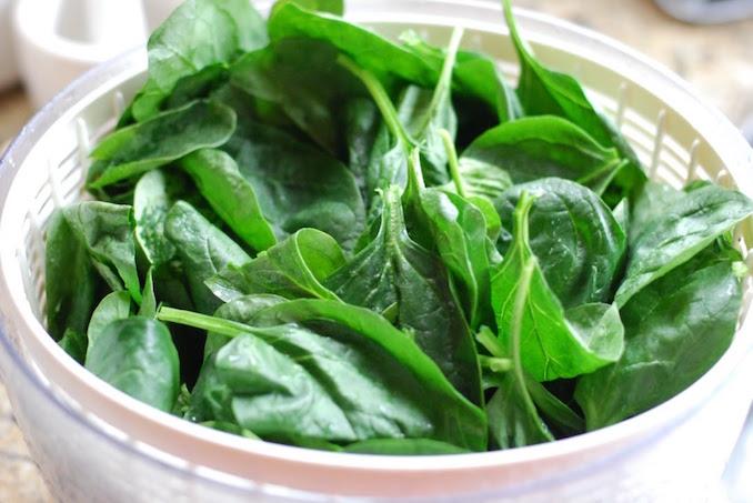 Как и сколько варить шпинат