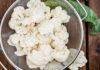Варить замороженную цветную капусту