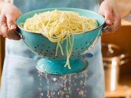 Варить спагетти